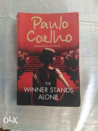 Paulo Coelho The Winner Stands Alon Book