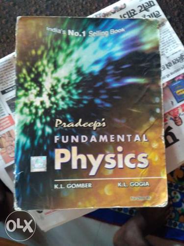 Physics Pradeep Class 12. 100% success in physics