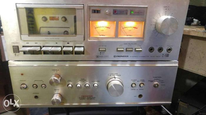 Pioneer SA-6200 Stereo Integrated Amplifier for Sale in