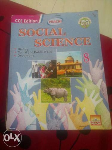 Prachi Social Science Book