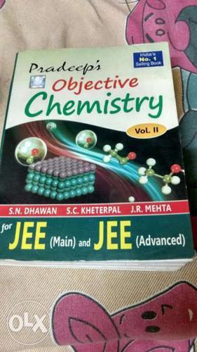 Pradeep's objective chemistry