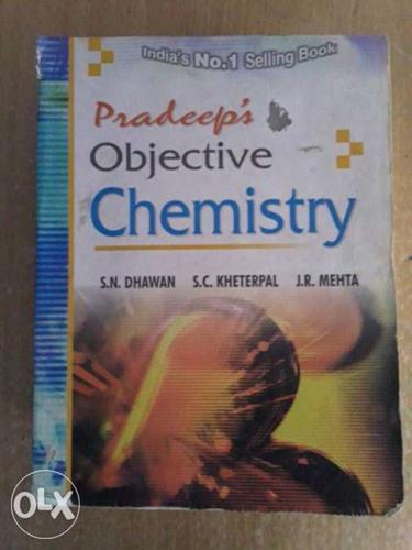 Pradeep's Objective Chemistry Book