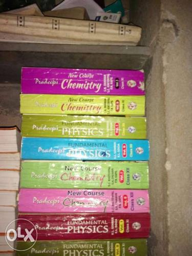 Pradeep's text books