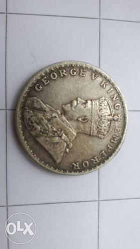 Precious and a very rare coin