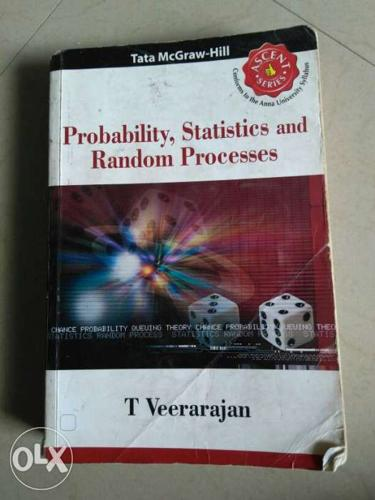Probability Statistics And Random Processes By T