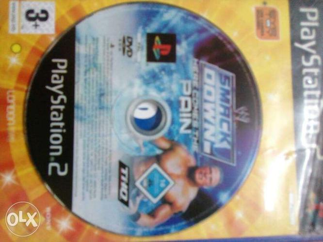 Ps2 game og cd /500 cd only one want more cLl ya