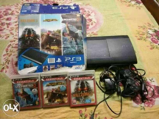 Ps3 500 gb excellent condition