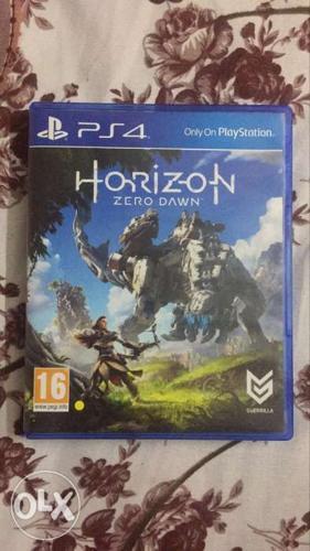 PS4 Horizon Zero Dawn Case