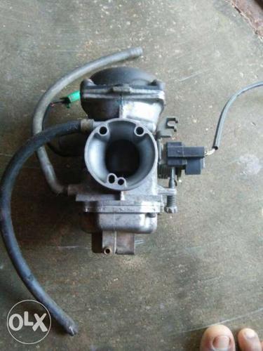 Pulsar220 carburetor. No complaints.