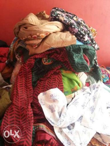 Purchase old clothes in Rs20 /kg