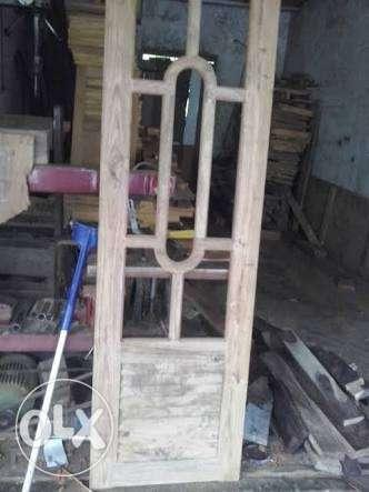 Pure Teak Wood Window Frame Variety Models For Sale In