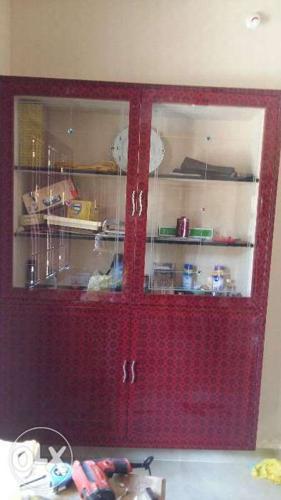 Pvc door, pvc caboard,modular Kitchen, Aluminium for Sale in