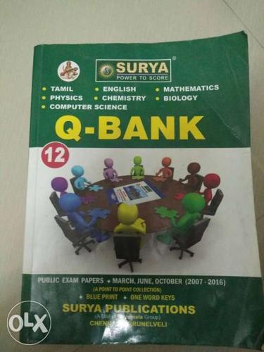 Q-Bank Surya Book