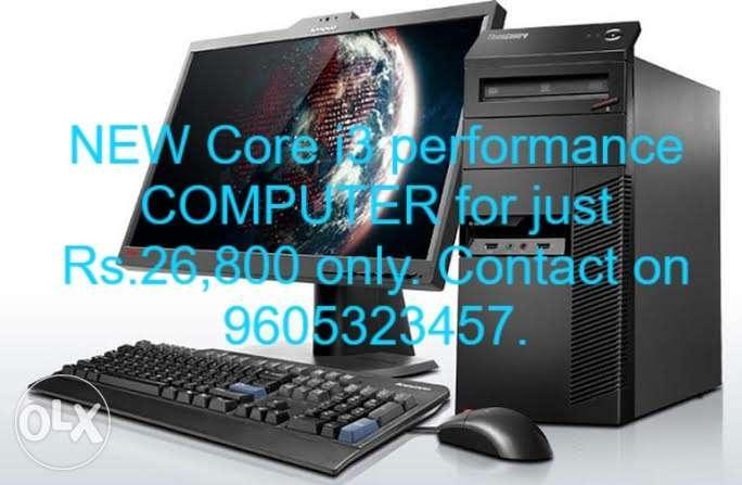 Quad Core AMD Desktop Computer