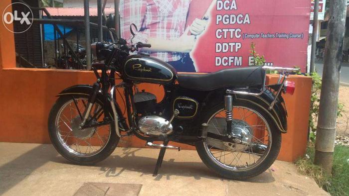 Rajdoot bike for sell for Sale in Kozhikode, Kerala Classified