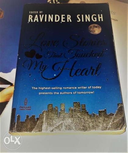 Ravinder Singh Book