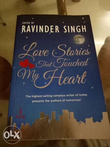 Ravinder Singh Love Stories That Touch My Heart Book