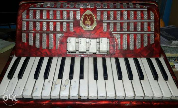 Red Piano In Hyderabad