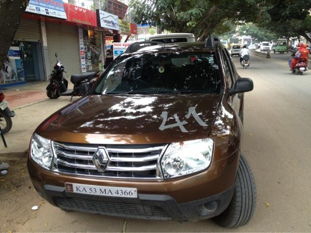 renault duster 2013 rxe 85 ps for sale for sale in bangalore karnataka classified. Black Bedroom Furniture Sets. Home Design Ideas