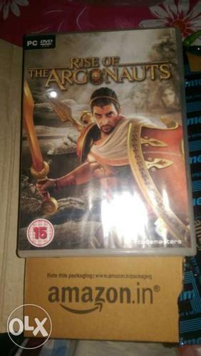 Rise Of The Argonauts PC DVD