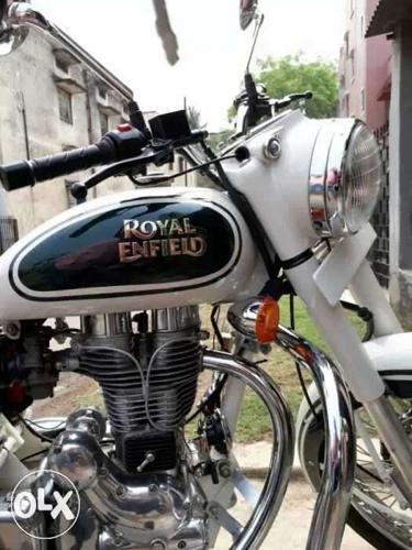 Royal Enfield Bullet 1300 Kms 1980 year