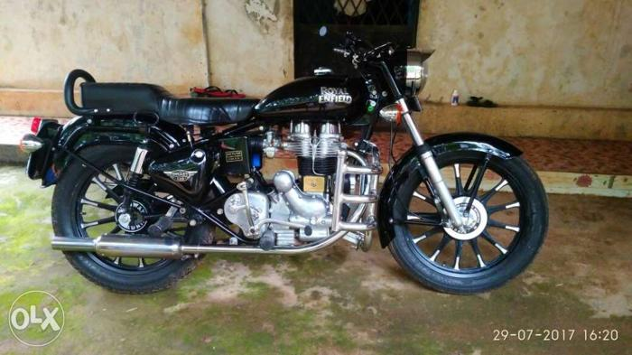Royal Enfield Bullet 2500 Kms 1978 year for Sale in Ottapalam