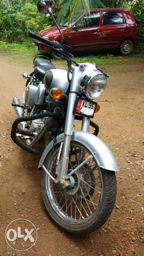 Royal Enfield classic 350 2015 jan for Sale in Tirur, Kerala