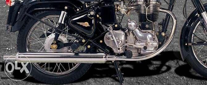 Royal Enfield exhaust for Sale in Sardarshahar, Rajasthan
