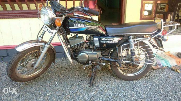 Rx 100, nw paint,gd conditions, retest complete, for Sale in