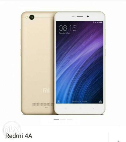 Sale new mi 4a phone