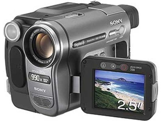 Sale sony digital camera recorder dcr trve pal in nagpur maharashtra