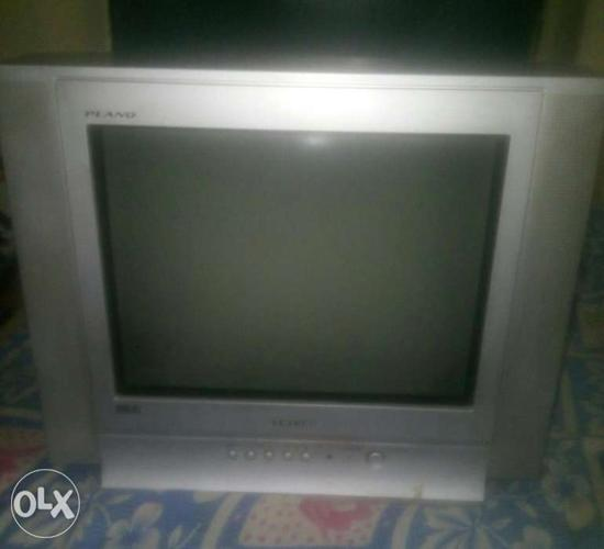 Samsung coloured TV.. In working condition.. Good