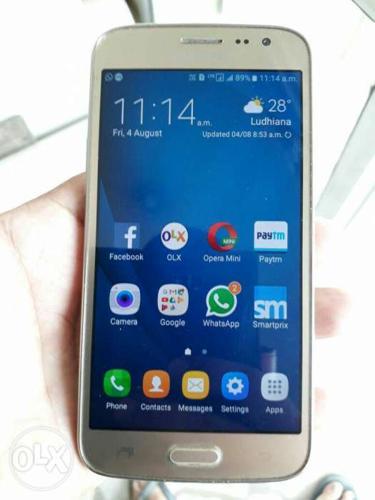 Samsung j2 2016 1.5gb ram 8gb mmry
