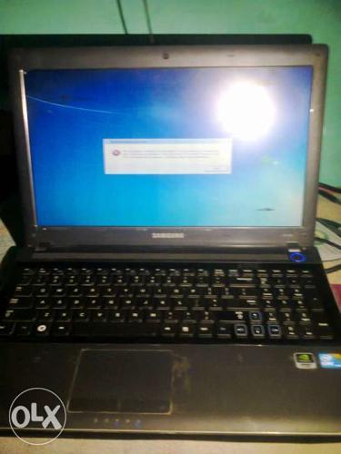 Samsung laptop rv509 intel i3 320gb hdd 4gb ram low