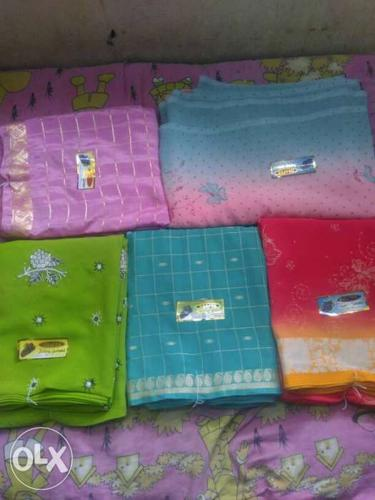 Saree at wholesale price. start your own business