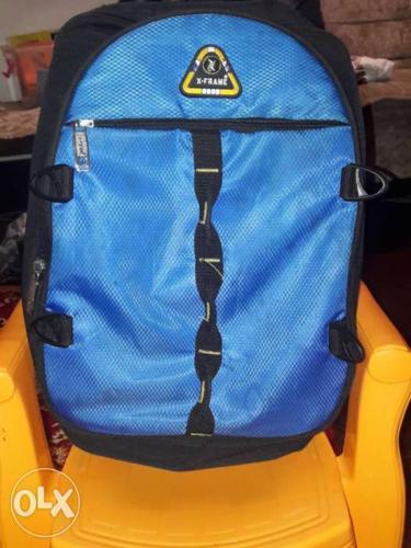 School bag its negotiable