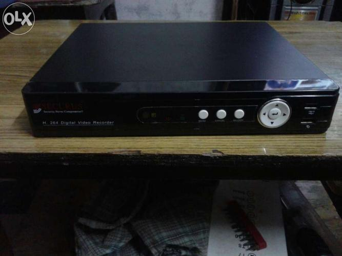 Securus 4 Channel DVR (CCTV)