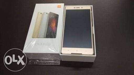 Sell my Redmi 3s 4month old with bill box and all