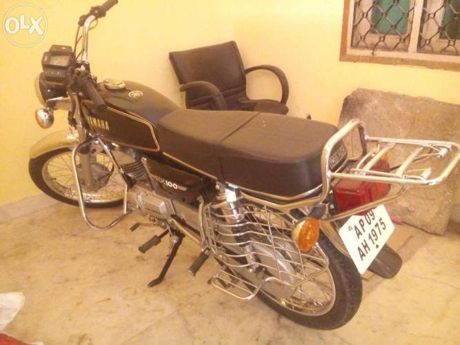 Sell this bike yamaha rx100 for Sale in Balanagar, Andhra
