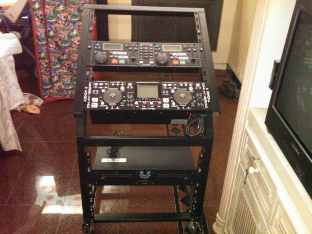 Selling Dj system Rack For A Dj Set up