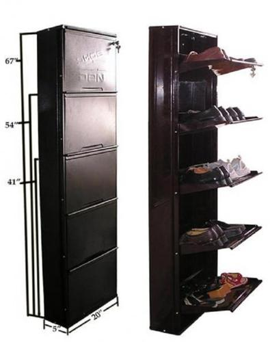Shoe rack metal wall mountable slim hyderabad for sale in for Aluminium kitchen cabinets hyderabad