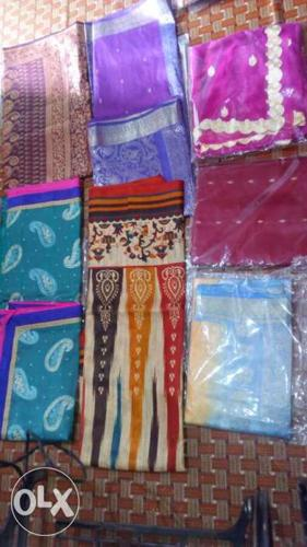 Silk cotton ki new saree bhuat kam dam me sirf