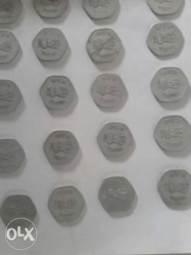 Silver Commemorative Coin Collection