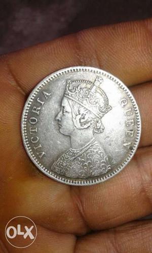 Silver Round Coin