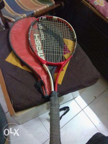 Slazenger smash 27 tennis racket 2 nos