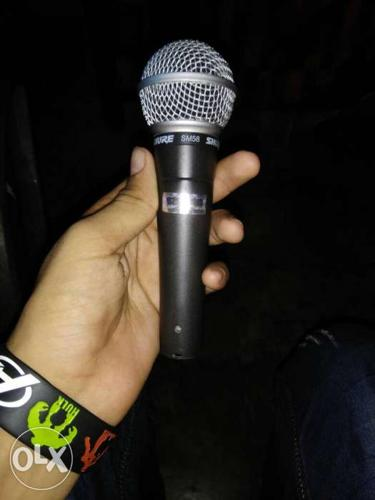 Sm58 microphone best dynamic microphone in the