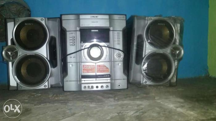 Sony Audio Video Hi Fi Music System For Sale In Kurnool Assam