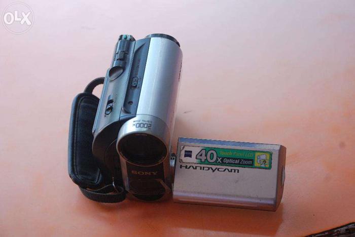 Sony Handy Cam 52no