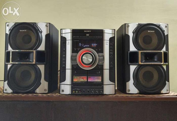 Sony Hi Fi Music System 3500 Pmpo For Sale In Anakapalle