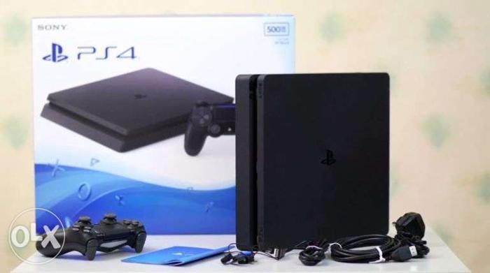 Sony ps4 slim 500gb & 1tb brand new sealed pack
